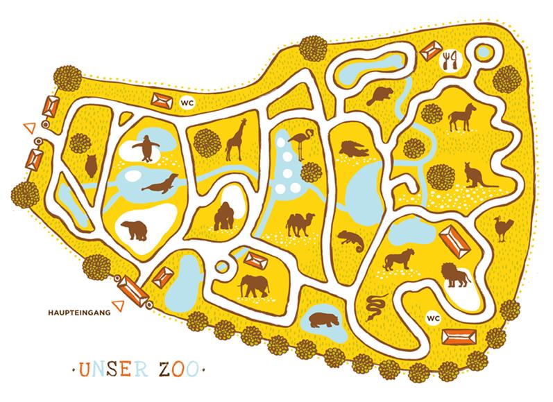 Willkommen im Zoo