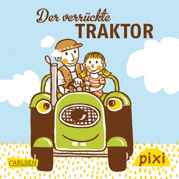 Der verrückte Traktor