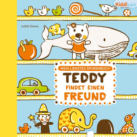 Teddy findet einen Freund
