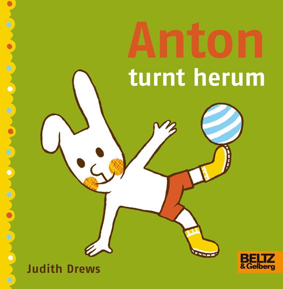 Anton turnt herum