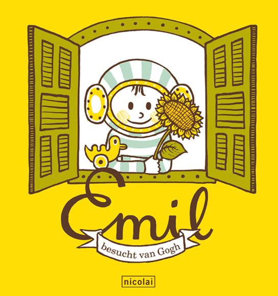 Emil beucht van Gogh