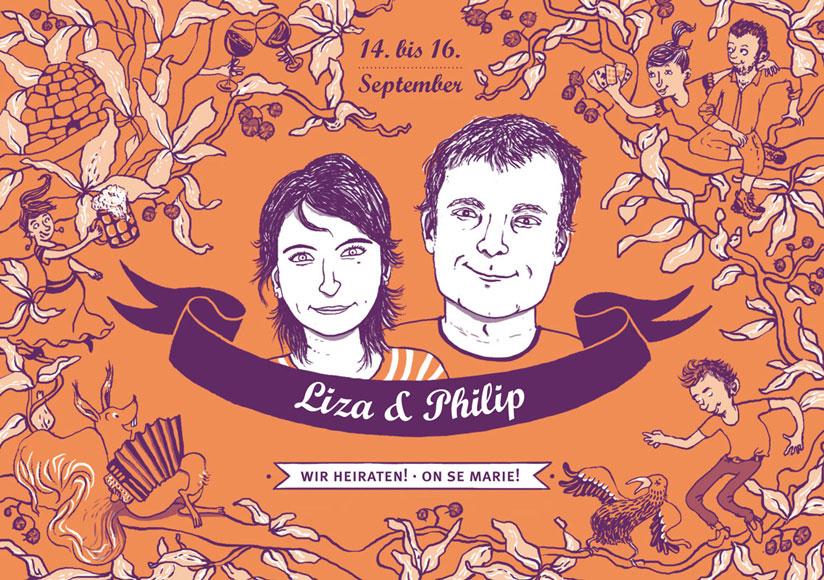 Liza & Philip