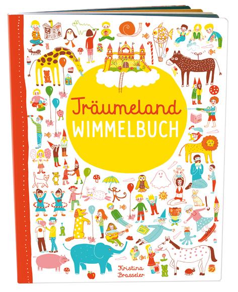 Träumeland Wimmelbuch